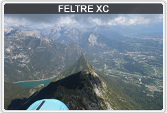 XC Courses in the foothills of the Dolomites